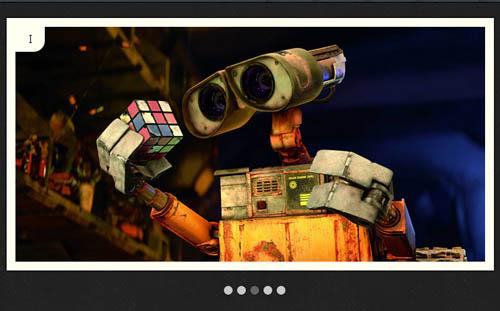 CSS3 Image Slider