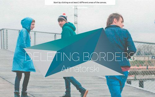 Deleting Borders