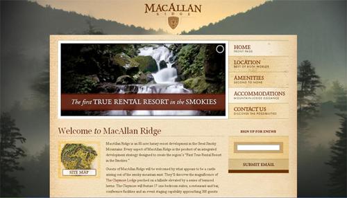 MacAllan Ridge