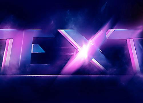 Text Effect Photoshop Tutorials - 15