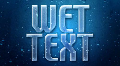 Text Effect Photoshop Tutorials - 8