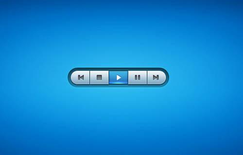 UI Design PSD Buttons-11