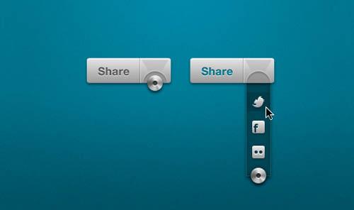 UI Design PSD Buttons-18