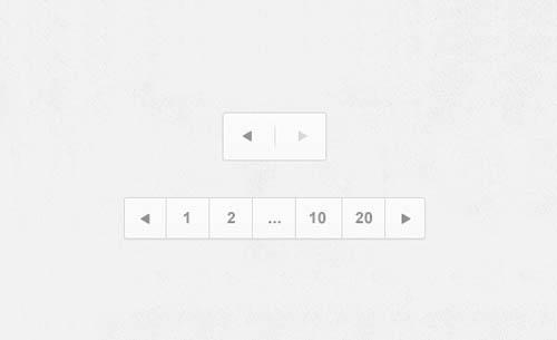 UI Design PSD Buttons-22