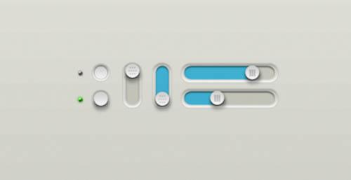 UI Design PSD Buttons-30
