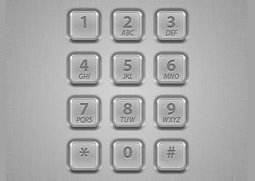UI Design PSD Buttons-39