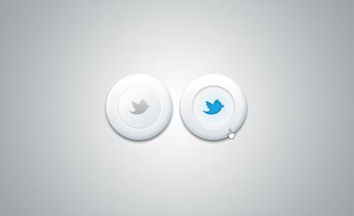 UI Design PSD Buttons-42