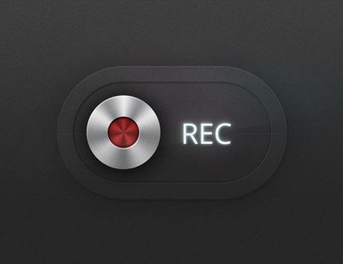 UI Design PSD Buttons-43