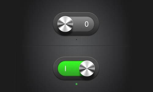 UI Design PSD Buttons-49