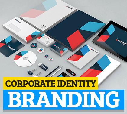Branding, Corporate Identity and Logo Design