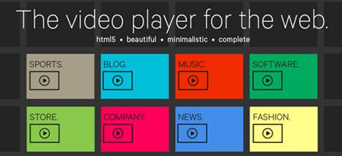 Flowplayer: Responsive HTML5 Video Player