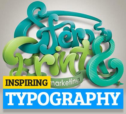 Inspiring Typography Font Design