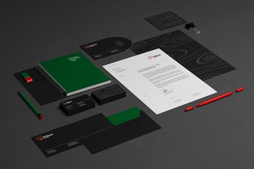 Corporate Identity, Branding and Logo Design 21-1