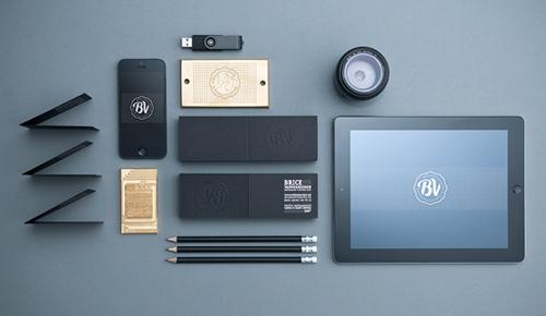 Corporate Identity, Branding and Logo Design 3-1