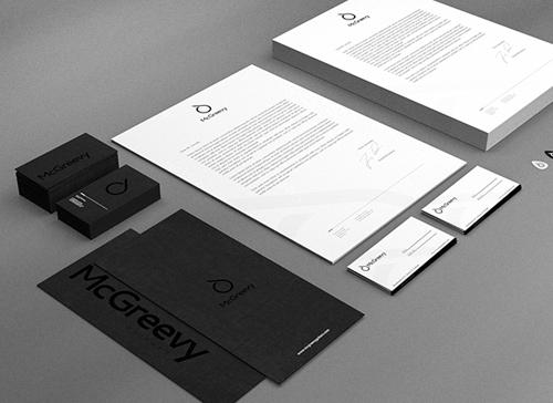 Corporate Identity, Branding and Logo Design 9-1