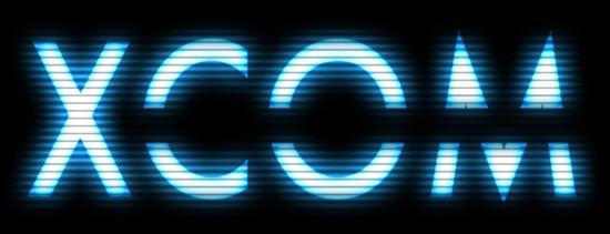 XCOM Text Effect in Photoshop