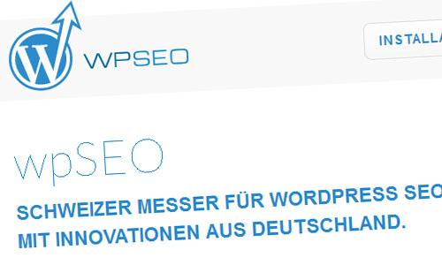 wpSEO Plugin