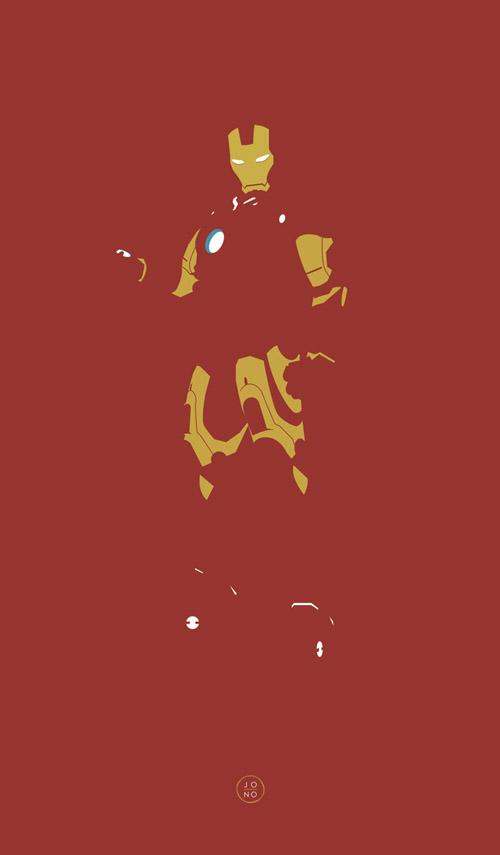 Avengers Fan Posters (Iron Man)