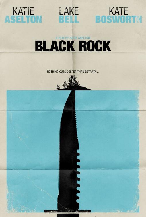 Black Rock Movie Poster