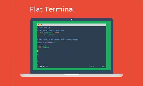 Flat Elements for Web UI Design-23
