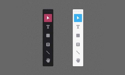 Flat Elements for Web UI Design-37