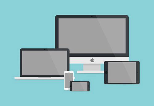Flat Elements for Web UI Design-45