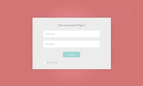 Flat Elements for Web UI Design-51