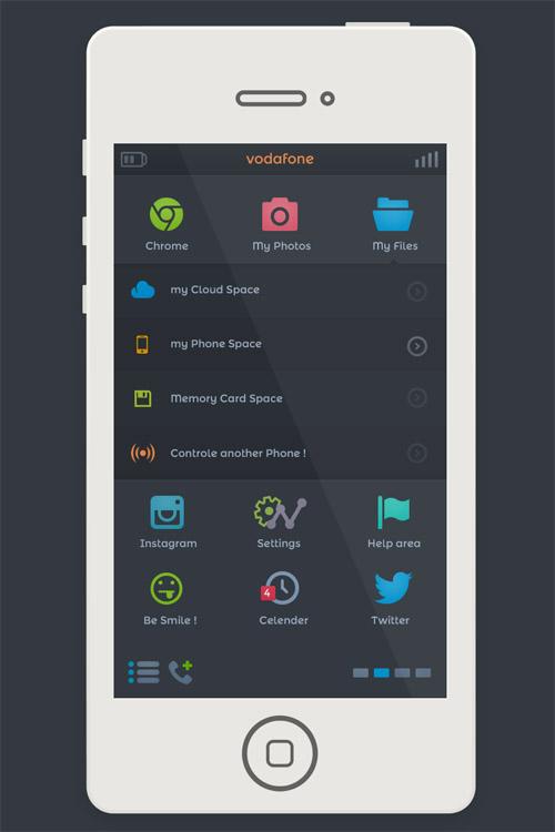 Flat Elements for Web UI Design-53
