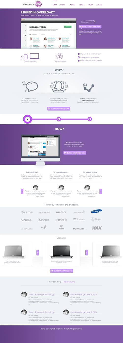 Flat Elements for Web UI Design-62