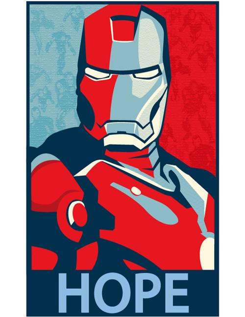 Iron Man - Hope
