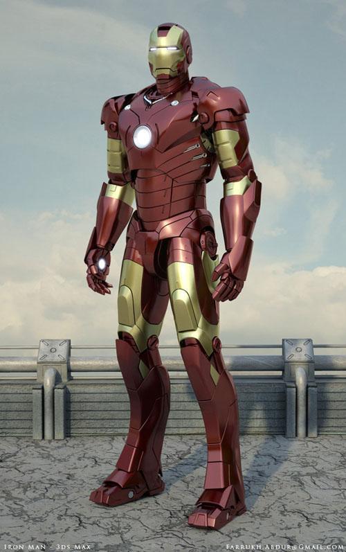 Iron Man Remake
