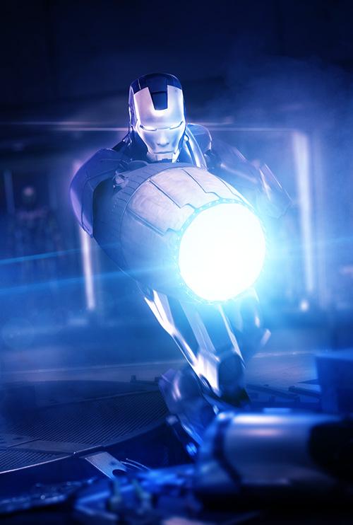Iron MaSH!