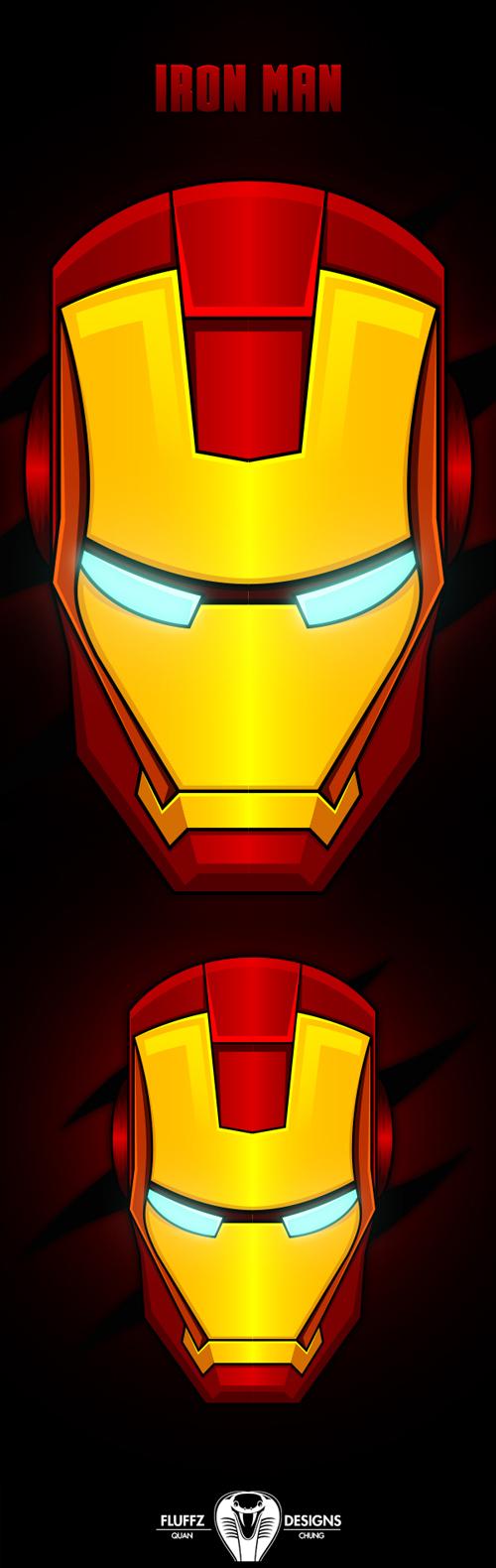 Iron Man - Illustration