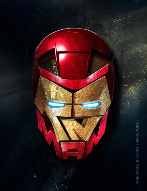 Iron Man Typo