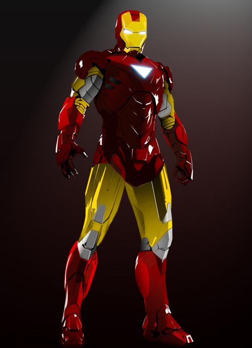Iron Man 2 - Vector