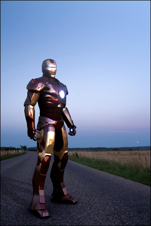 My Iron Man Project