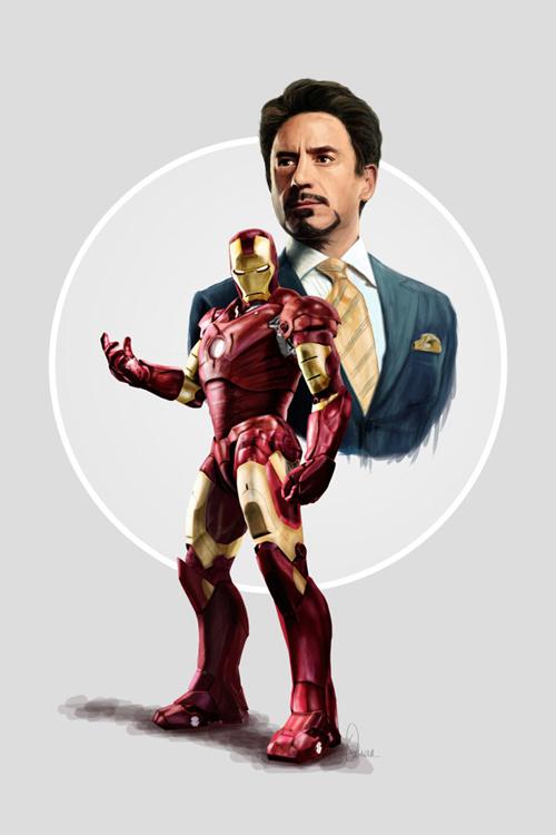 Stark / Iron Man