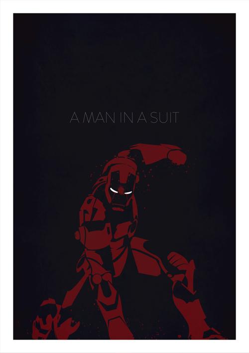 The Fallen Avengers: Iron Man