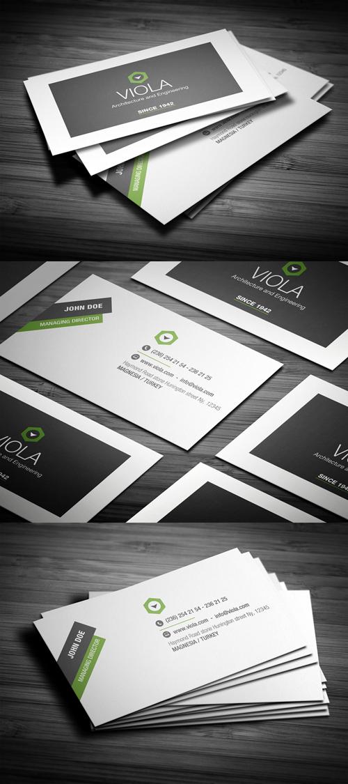 Business Cards Design-4