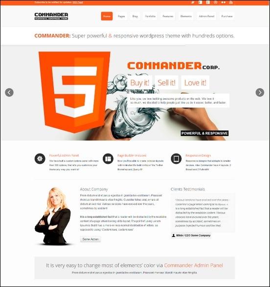 Business Website PSD Templates-11