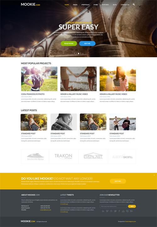 Business Website PSD Templates-20