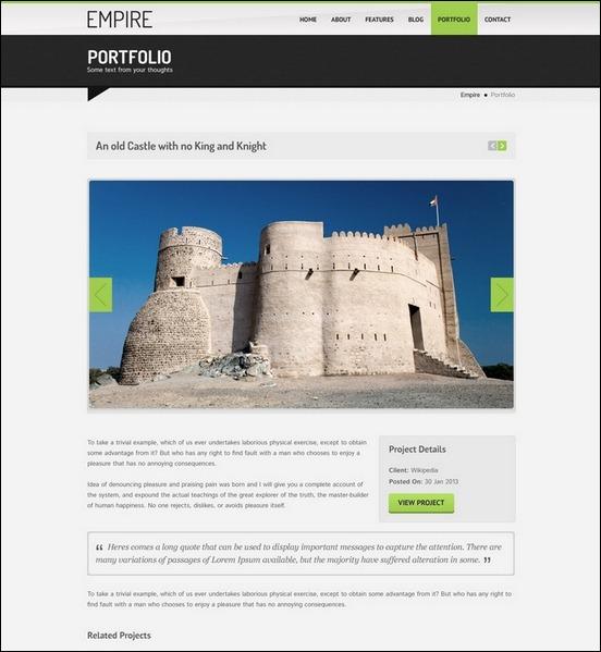 Business Website PSD Templates-9