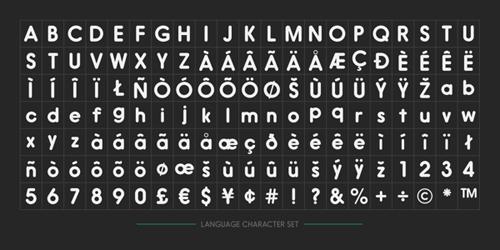 Hiruko Pro Free Fonts