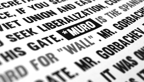 Muro Free Fonts