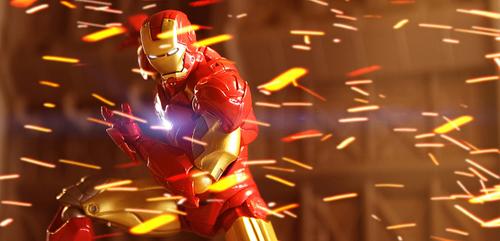 Iron Man (steel)