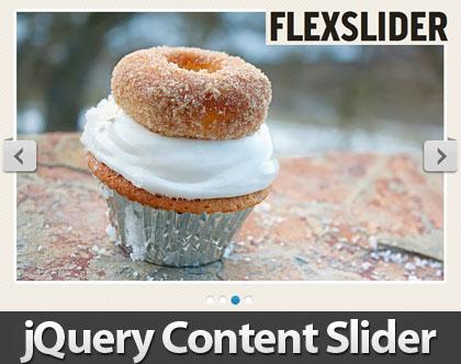 Awesome jQuery Content Slider: FlexSlider
