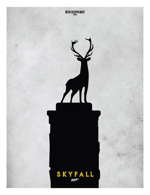 minimalist movie posters-1