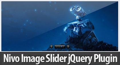 Awesome Image Slider jQuery Plugin: Nivo