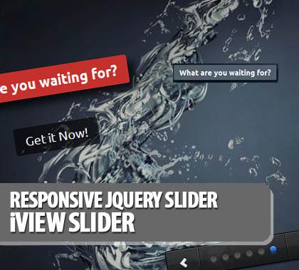 Responsive jQuery Slider: iView Slider