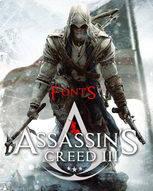 Assassin Free Fonts